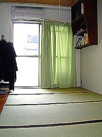 1ヶ月後の寮