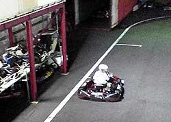 レーシングカートサーキット